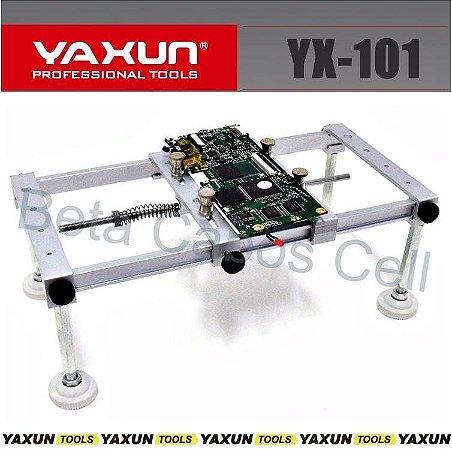 Suporte De Placa Yaxun Yx-101 Alumínio Retrabalho Soldagem YX 101