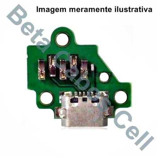 Conector Placa Carga para Motorola G3 Xt1543 Xt1544