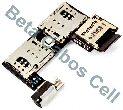 Slot Chip Moto G2 Xt1068 Xt1069