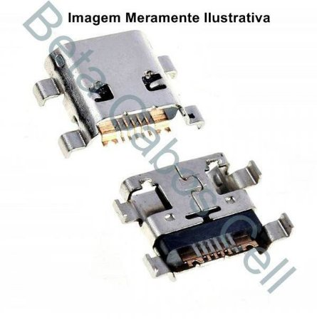 Conector Carga para Samsung S4