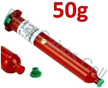 Cola Uv Oca Cilindro Vermelho - 50g