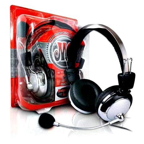 Fone De Ouvido Pc Gamer 301 Estéreo P2