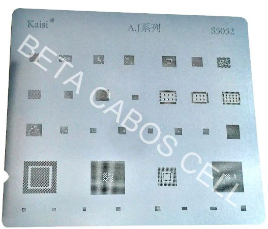 Stencil Kaisi S5052 – Samsung – A e J