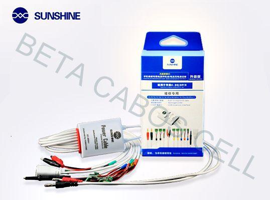 Linha De Teste De Ativação Sunshine Ss-905a+ De Carga De Bateria 4s-xr e Samsung