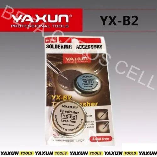 Pasta Restauração Para Ponta Ferro De Solda Yaxun Yxb2 YX B2 YX-B2