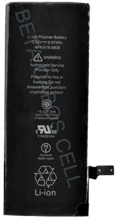 Bateria para iPhone 6s A1633 A1688 A1700 1715 mAh