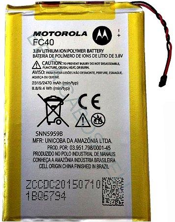 Bateria para Motorola Moto G3 Xt1543 Fc40