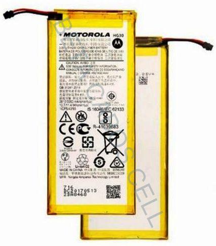 Bateria para Motorola Moto G6 XT1792 XT1793 XT1794 Hg30 3000 Mah