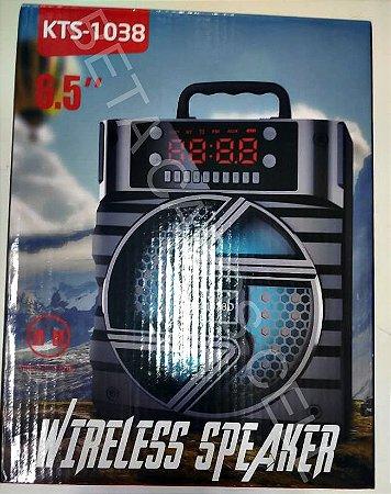 Caixa de Som com Bluetooth KTS 1038