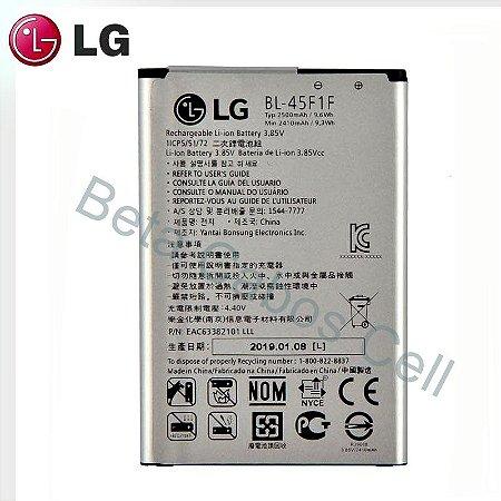 Bateria Para LG K8 2017 BL-45F1F BL-45F1F Alta Qualidade AAA