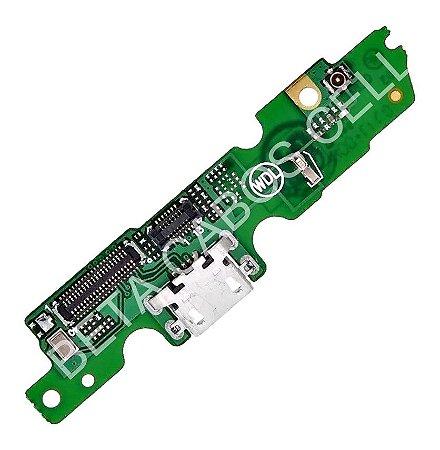 Placa Conector Carga Motorola Moto G5 Xt1672