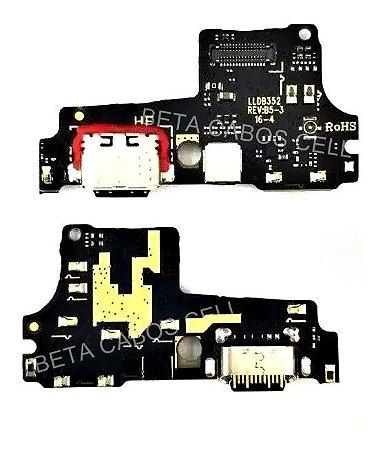 Placa Conector De Carga Placa Dock Usb C Motorola Moto One Xt1941