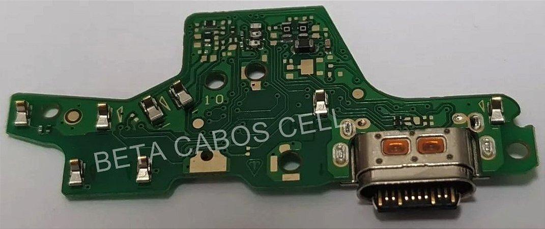 Placa Conector Carga Usb Dock Placa Motorola Moto G8 Plus