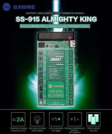 Placa Ativadora De Bateria Para Celulares Sunshine Ss-915 SS 915 Iphone e Android