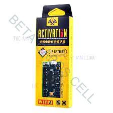 Placa Reativador de Bateria para Iphone 4 - 4S - 5 - 5S - 6 - 6 P - 6 S - 6 S Plus - 7 - 7 Plus - 8 - 8 Plus