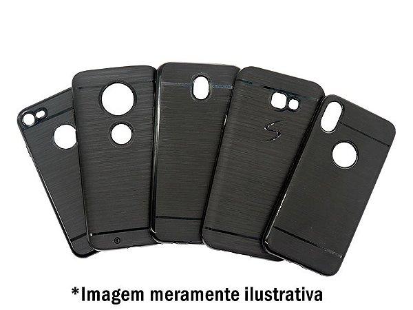Capa Preta para Motorola Moto One Hyper