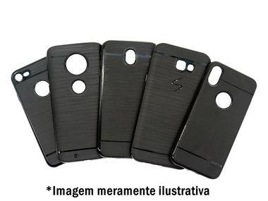 Capa Preta para Motorola Moto P40