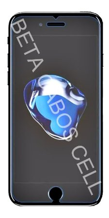 Película Vidro Fosca Anti Reflexo Anti Impressão Digital Kingo Iphone 8 Plus