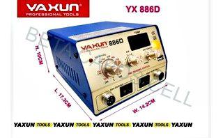 Estação De Solda E Retrabalho Yaxun YX 886D 110v
