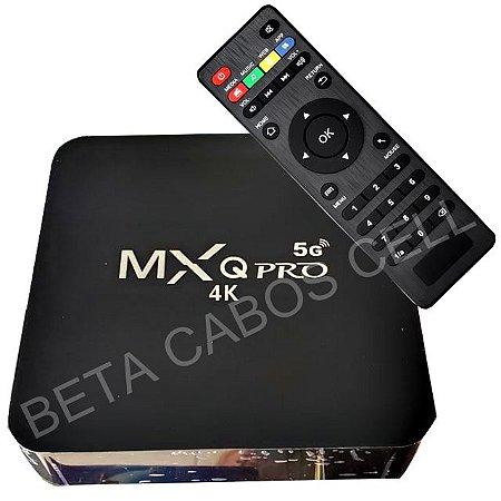 Tv Box Tvbox Smart 4k 64gb 5g Android Pro