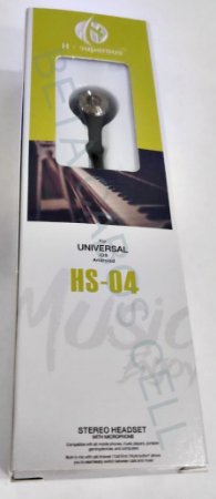 Fone Stereo H superous HS04 HS-04 HS 04