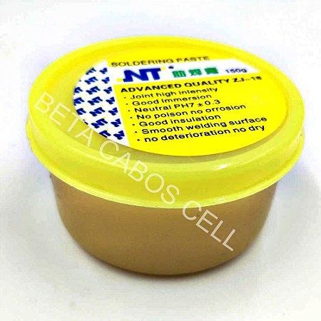 Pasta em Solda NT de 150 g NT 8 Redondo
