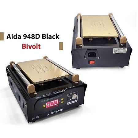 Máquina Separadora de LCD AIDA 948D Preta Bivolt