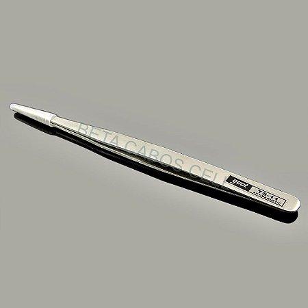 Pinça Reta Anti Estática Magnética Gooi Ts-11 TS 11