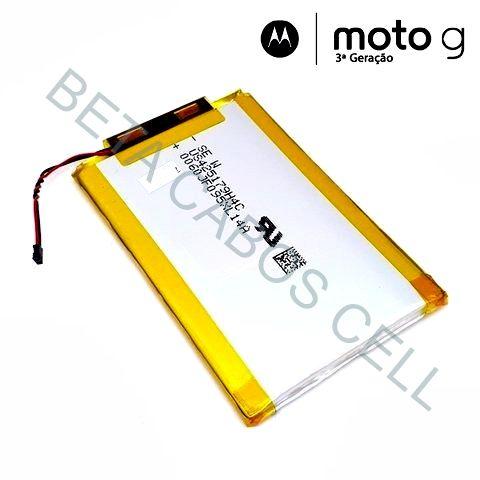 Bateria Para Motorola G3 Geração 3 Xt1543 Xt1544 100% de Carga Qualidade AAA