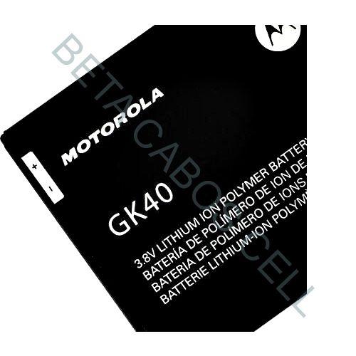 Bateria para Motorola G5 GK 40 AAA Alta Qualidade