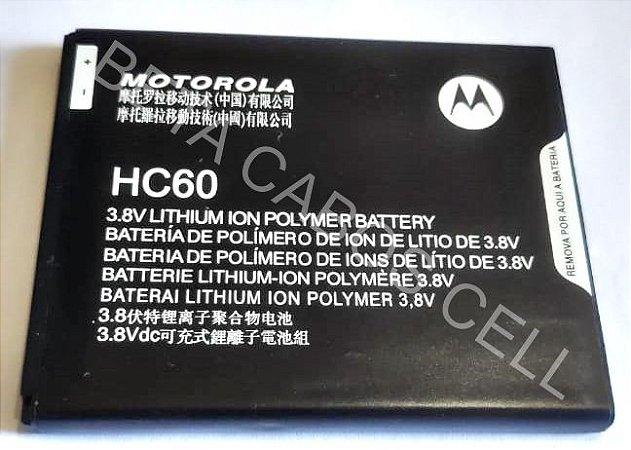 Bateria para Motorola C Plus XT1726 HC60 2685/2800 mAh AAA Alta Qualidade