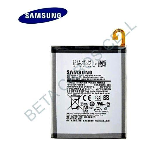 Bateria para Samsung A10 A105 Eb ba750abu AAA Alta Qualidade