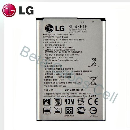 Bateria Para LG K9 BL-45F1F BL-45F1F Alta Qualidade AAA