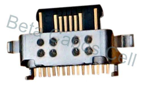 Conector Carga para Motorola G9 Play