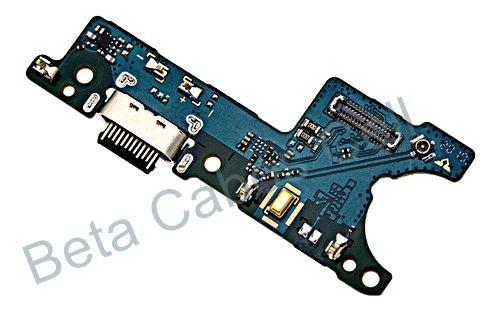 Conector De Carga Placa Dock Flex Usb para Samsung A11 com Microfone