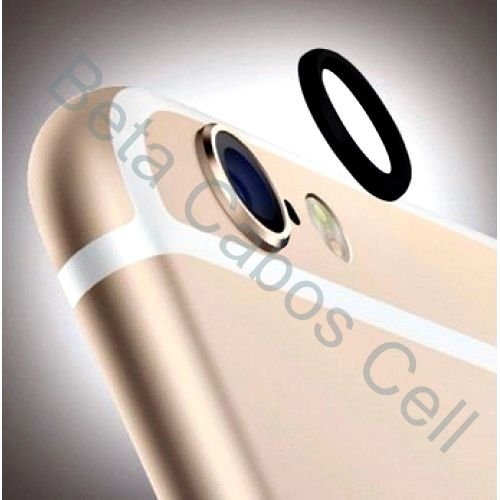 Lente Vidro Câmera Traseira para Iphone 6