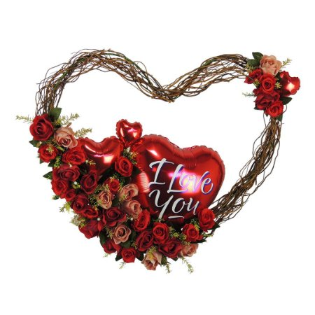Coração de Cipó - Cód: BAL: 003