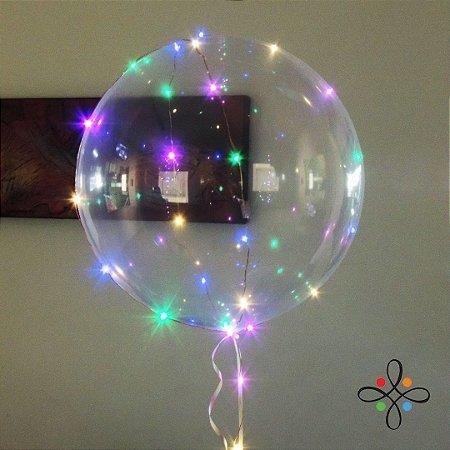 Balão de LED personalizado
