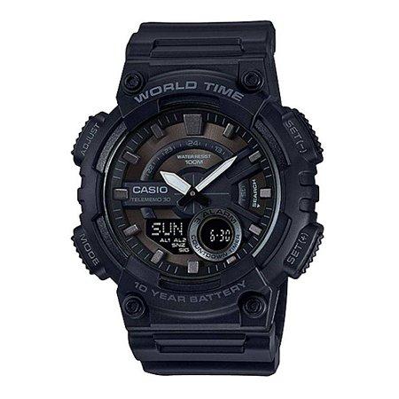 Relógio Casio G-Shock Standard AEQ110W-1BVDF