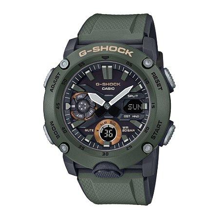 Relógio Casio G-Shock GA2000-3ADR