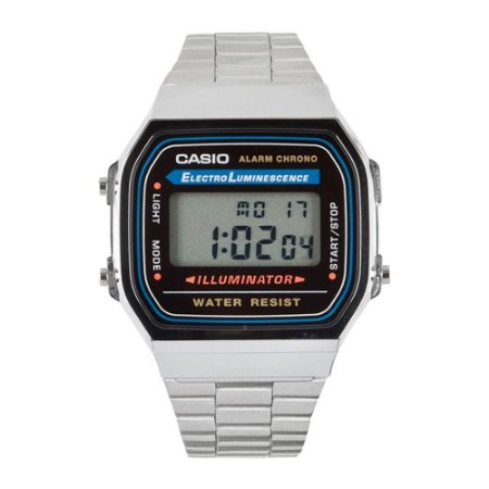 Relógio Casio Vintage A168WA-1WDF