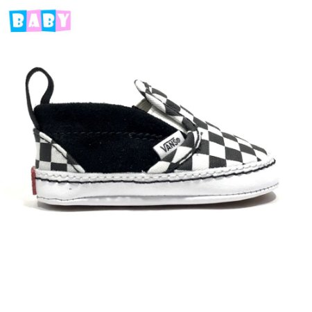 Tênis Vans Slip On V Crib Baby
