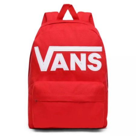 Mochila Vans Old Skool III Racing Red
