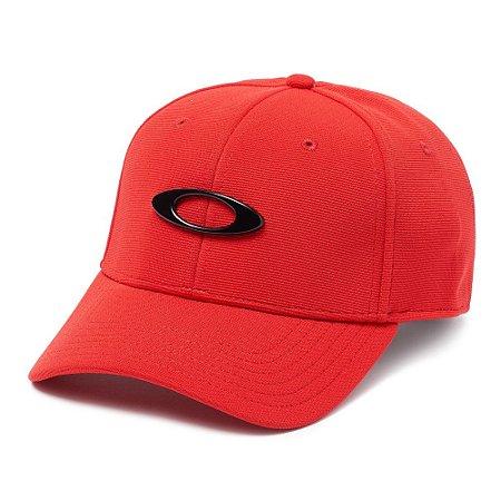 Boné Oakley Tincan S/M Red/Black