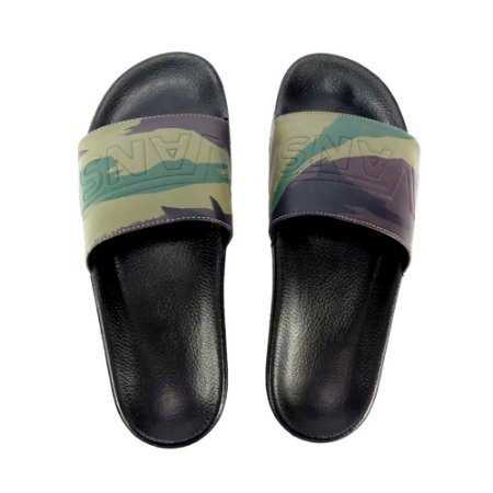 Chinelo Vans Slide On Camuflado
