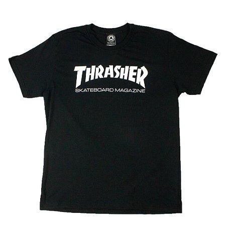 Camiseta Thrasher Skate Mag