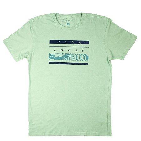 Camiseta Hang Loose Letramarble
