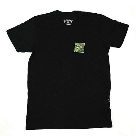 Camiseta Billabong Stacked Fill I
