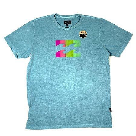 Camiseta Billabong Team Wave