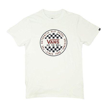 Camiseta Vans Og Checker